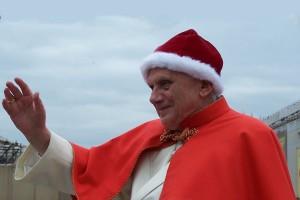 Бенедикт XVI камауро белән