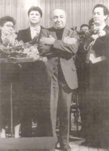 Н.Г. Җиһановның соңгы фоторәсеме. 1988 елның 1 июне. Уфа шәһәре