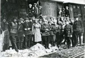 146 нчы укчы дивизиясе фронтка кузгала