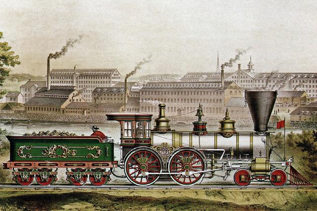 Amoskeag заводы локомотивы