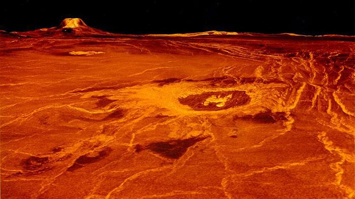 Венера орбитасына