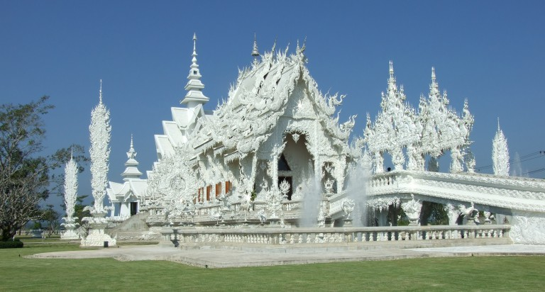 10. Ват Ронг хун