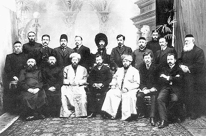 II Дәүләт Думасының мөселман депутатлары. 1907 ел