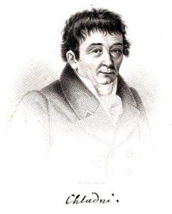 Эрнст Флоренс Фридрих Хладни (1756-1827)